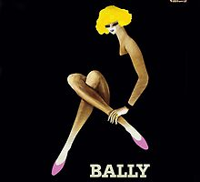 Bally Shoes by BritishYank
