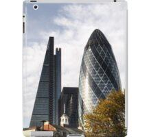 City of London Skyline iPad Case/Skin