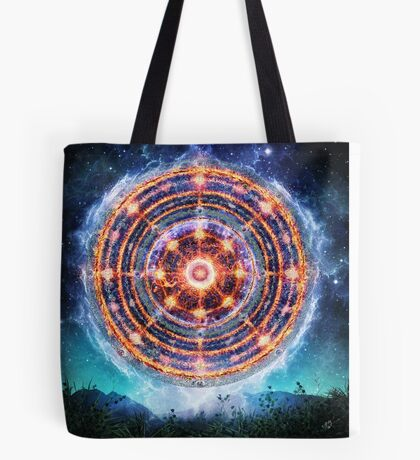 The Catalyst Fire, 2013 Tote Bag