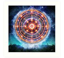 The Catalyst Fire, 2013 Art Print
