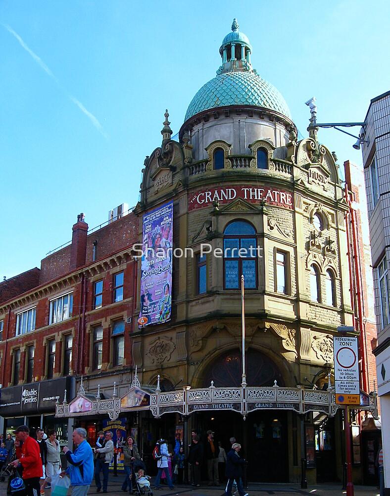 The Grand Theatre by Sharon Perrett