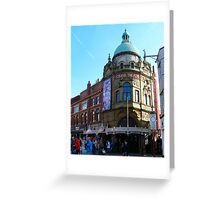 The Grand Theatre Greeting Card