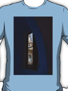 Whimsical, Fanciful Antoni Gaudi - Inside and Outside T-Shirt