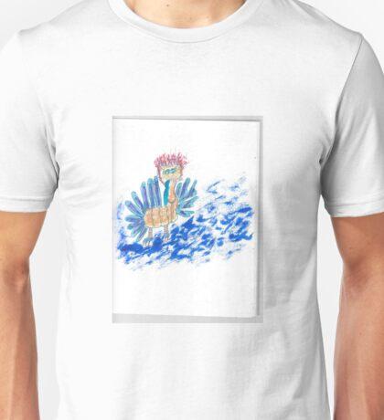 Happy turkey day! Unisex T-Shirt