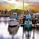 Kennebunkport, Maine...USA by Nancy Richard