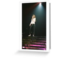 Shania Twain Greeting Card