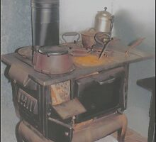 COOK STOVE by JOHNNYC