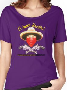El Ammo Bandito! Women's Relaxed Fit T-Shirt