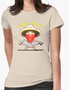 El Ammo Bandito! Womens Fitted T-Shirt