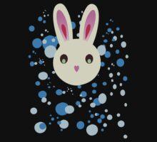 Bubble Bunny by Karin  Hildebrand Lau