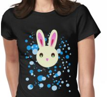 Bubble Bunny Womens Fitted T-Shirt