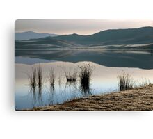 Winter landscape #2 Canvas Print