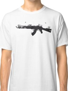 Ak47 Love & Peace Classic T-Shirt