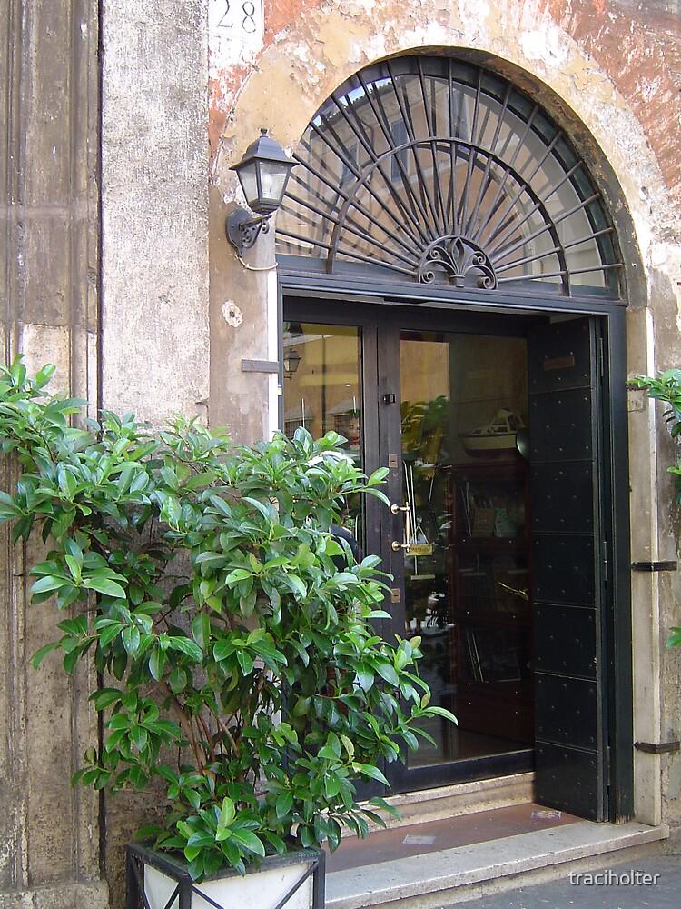 Roma Porta by traciholter