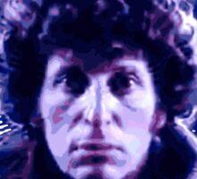 Fourth Doctor Sticker