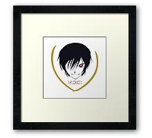 Lelouch Framed Print