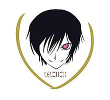 Lelouch Photographic Print