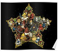 War of stars  Poster