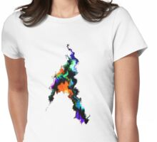 Moment In Time Womens Fitted T-Shirt