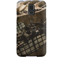 Wrought Iron, Glass and Stone Plus a Genius Imagination Samsung Galaxy Case/Skin