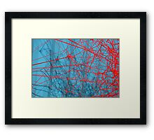Art works by Leah Hislop Framed Print