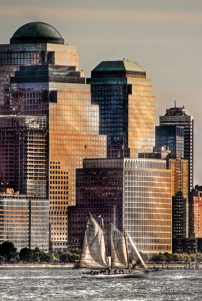 New York, NY  by Mike  Savad
