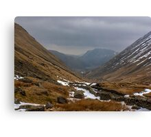 Kirkstone Pass Canvas Print