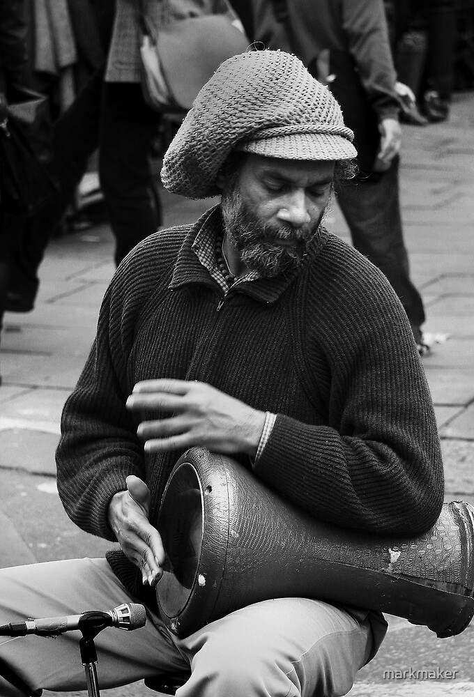 Rhythm of the Street by markmaker