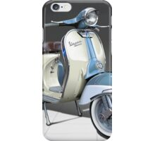 Vespa Sprint 150 iPhone Case/Skin