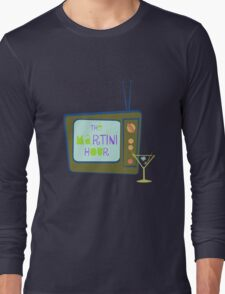 The Martini Hour T-Shirt