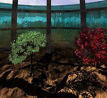 Underwater dome by Aurora