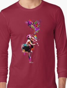 A Bird And The Violinist Long Sleeve T-Shirt