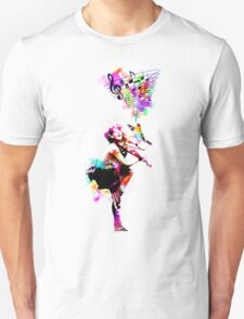 A Bird And The Violinist Unisex T-Shirt