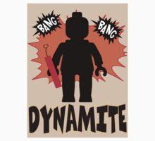 Dynamite Minifigure One Piece - Long Sleeve