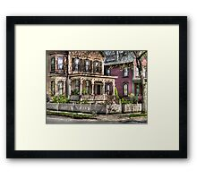 Country Victorian Framed Print