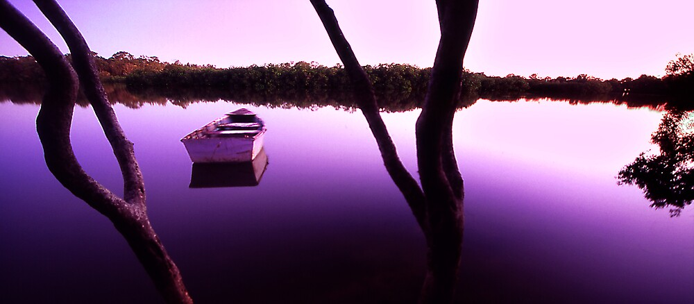 Purple Punt too by bobovoz