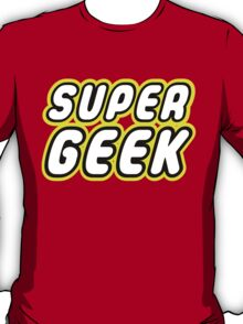 SUPER GEEK T-Shirt