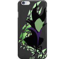 The Dark Witch Maleficent iPhone Case/Skin