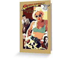 Alabama Whitman Greeting Card