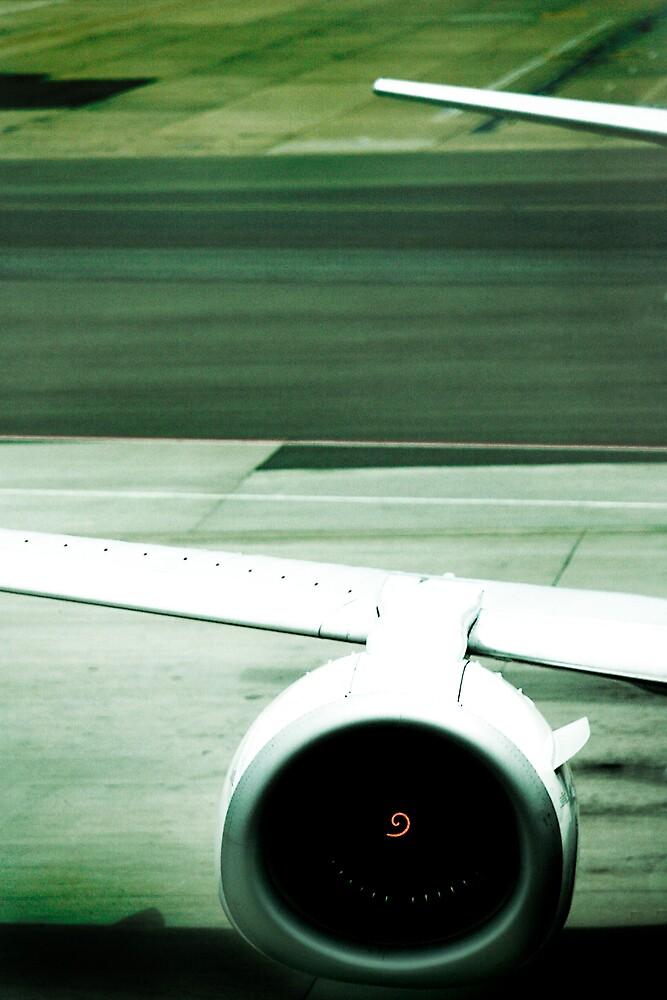Jet Airliner by bobovoz