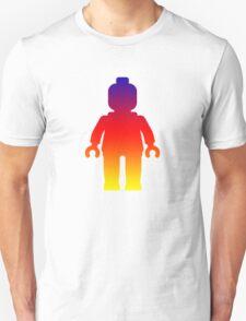 Minifig [Rainbow 2] Unisex T-Shirt