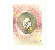 O Drawing 1 2014 Art Print