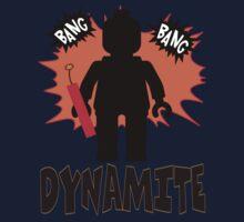 Dynamite Minifigure Kids Tee