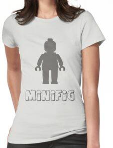 Minifig [Dark Grey]  T-Shirt