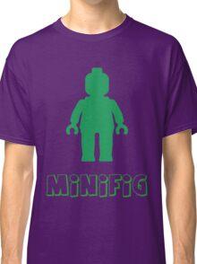Minifig [Green]  Classic T-Shirt