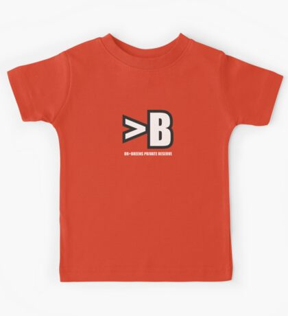 Doctor Breen 'B' logo Kids Tee