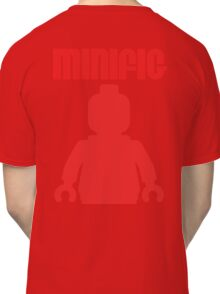 Retro Large Red Minifig Classic T-Shirt