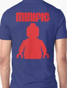 Retro Large Red Minifig T-Shirt