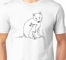 Bunny and Bear Fanimal Unisex T-Shirt