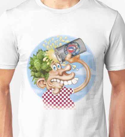 Drunk Head Unisex T-Shirt